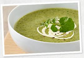 potato watercress soup